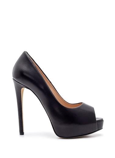 Derimod Kadın Ayakkabı (17011) Klasik Siyah